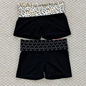 Pants - Bundle Yoga shorts